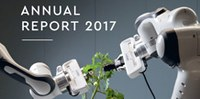 Release of the 2017 Idiap Annual Report