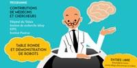 """Idiap participe à la conférence publique """"Cerveau & Robot"""""""