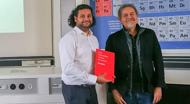 Congratulations for defending a dissertation