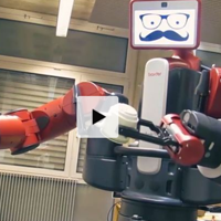 "Idiap's Baxter robot and the research behind it featured in ""Le Nouvelliste"""