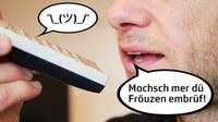 Machines learn to speak Swiss-German