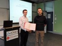 Olivier Canévet awarded the EPFL PhD degree