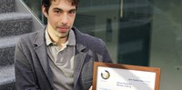 One of our students gets the Best Student Paper Award at the 25th IEEE ICIP