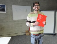 Pedro Pinheiro awarded the EPFL PhD degree