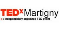 Pepper, Idiap robot at the TEDx Martigny