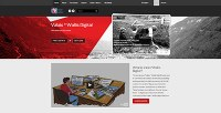 The Swiss National Library (NL) archives the website of the star-projet Valais*Wallis Digital