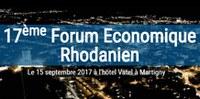 L'Idiap, coorganisateur du 17ème Forum Economique Rhodanien intitulé: L'INTELLIGENCE ARTIFICIELLE DANS TOUS SES ÉTATS