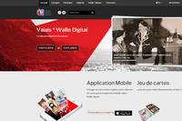 Contribution de la plateforme Valais*Wallis Digital aux Archives Web Suisse